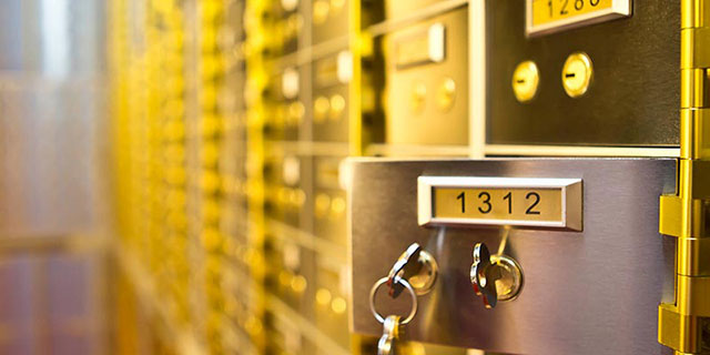 safe deposit lockers dublin